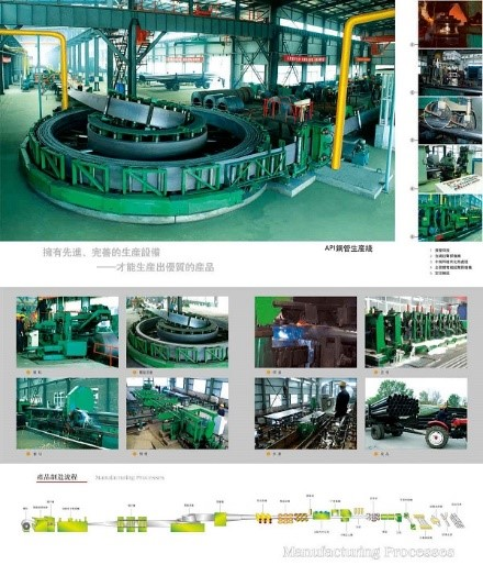 Nhà máy sản xuất ống thép chịu lực