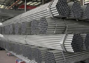 Ống thép mạ kẽm được sản xuất với số lượng nhiều để kịp thời đáp ứng nhu cầu sử dụng của người tiêu dùng