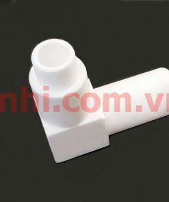 Co nối ống Male/Female Teflon PTFE Gia công