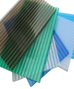 Tấm lợp lấy sáng Polycarbonat rỗng – BAYER Đức & Nissan Đài Loan